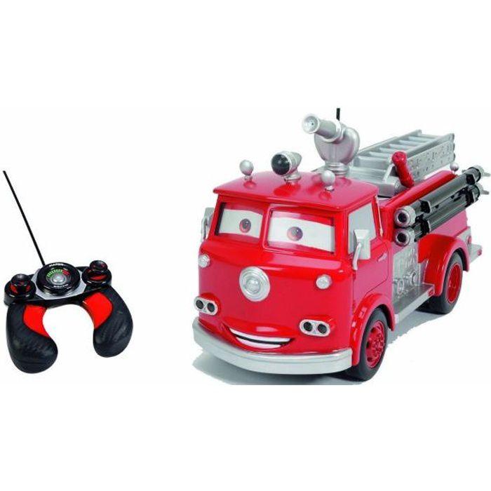 CARS Camion de Pompier Telecommandé Red Fire