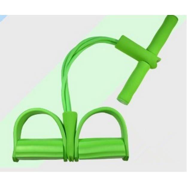Équipement sit-up Mouvement de traction Abdominaux(vert )