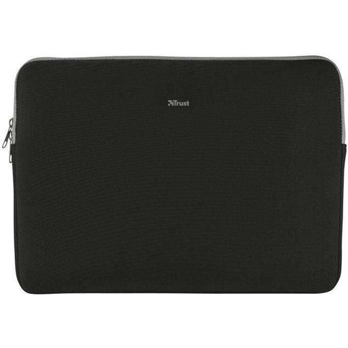 Trust Primo Soft - Housse d'ordinateur portable - 11.6- - noir