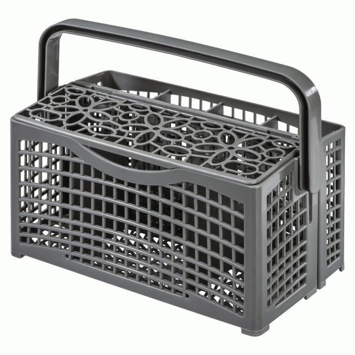 XAVAX 00110201 - Panier couverts lave-vaisselle 2 EN 1