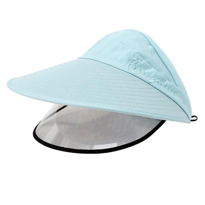 Chapeau Bucket Hat Chapeau pour Randonn/ée Camping Voyage Isend Chapeau Soleil Homme Femme Pliable UPF 50