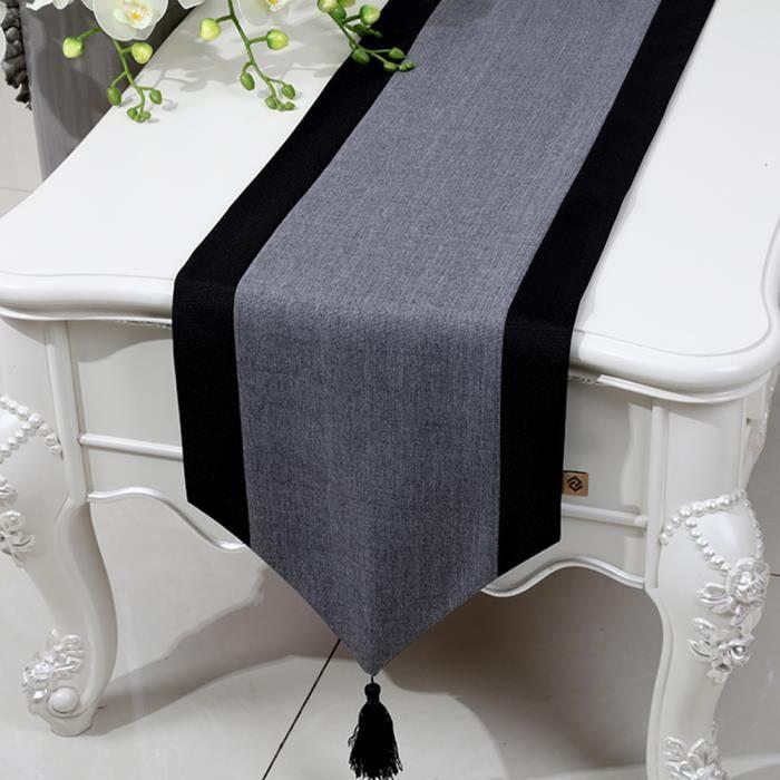 Chemin De Table Linge De Table Nappe Soie Qualite Art Table