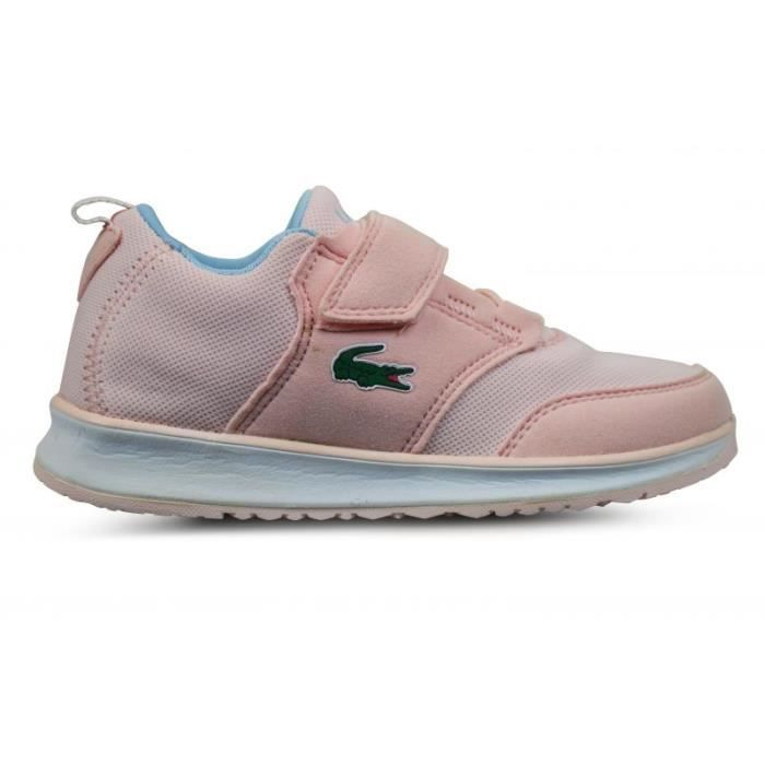 Basket fille lacoste light 116