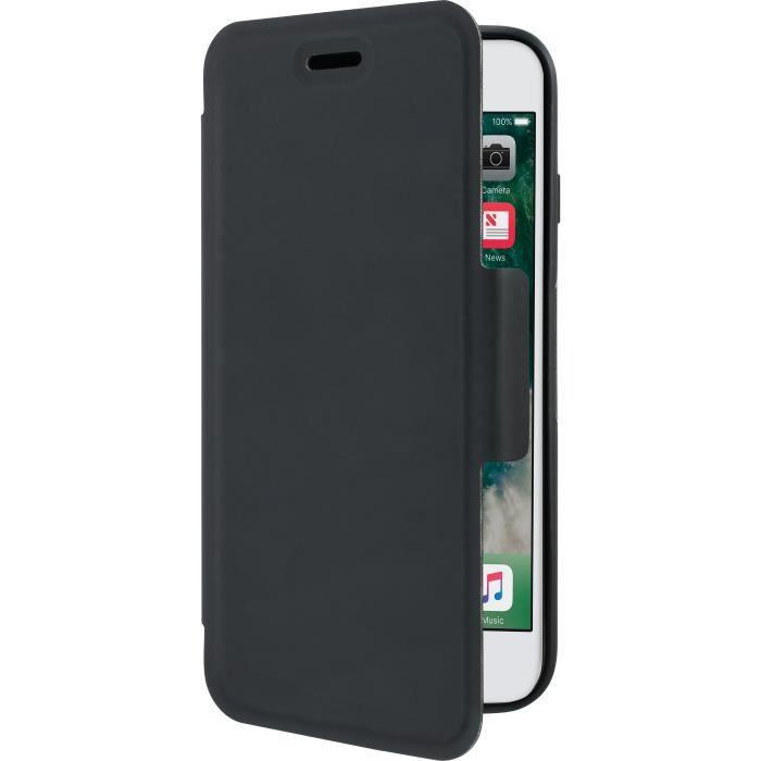 air coque de protection avec clapet folio pour app