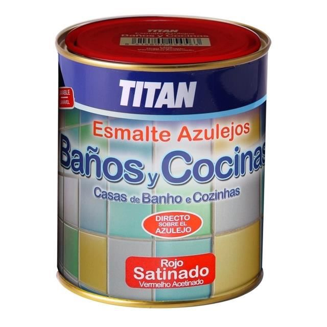 PEINTURE - VERNIS Carreaux de peinture pour salles de bains et cuisi