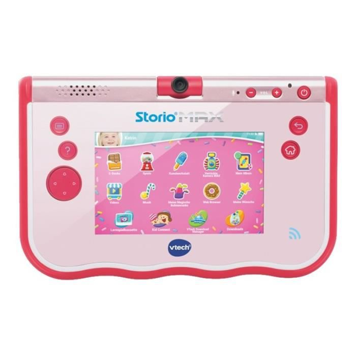 Vtech storio max tablette android 4 2 2 jelly bean 8 go for Housse storio max 5