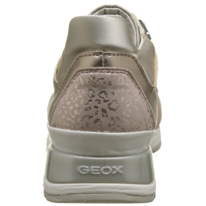 Geox Trainers 36 Taille Shahira Women's 3r0aag D B nPZkN80wXO