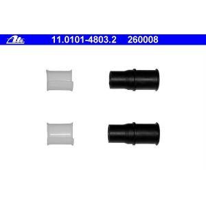 /étrier de frein ABS All Brake Systems 55016 Jeu de douilles de guidage