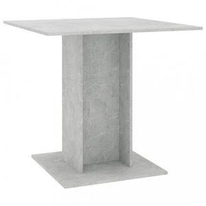 TABLE À MANGER SEULE Tables a manger  Table de salle a manger Gris beto