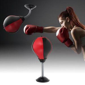 SAC DE FRAPPE Punching Ball Sur la Table Bureau/Mur de Carreaux,