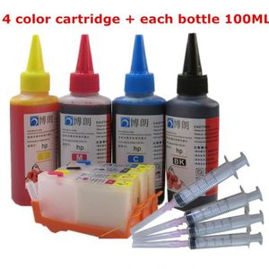 CARTOUCHE IMPRIMANTE Version cartridge 100ml ink -  Compatible Kit De R
