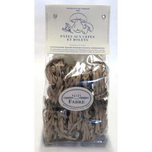 PATES - QUENELLE  Tagliatelles cèpes et bolets FABRE 250 gr
