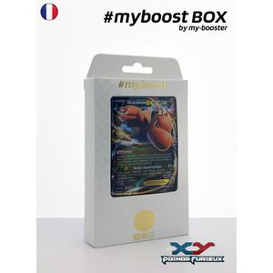 CARTE A COLLECTIONNER Coffret #myboost DRACOLOSSE EX 74/111 - XY03 Point