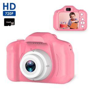 APPAREIL PHOTO RÉFLEX EFUTURE Appareil photo numérique pour enfants Cart