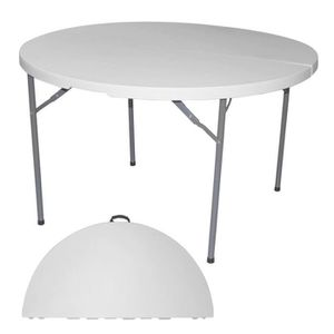TABLE RONDE KETTLER - Achat / Vente table de jardin TABLE RONDE ...
