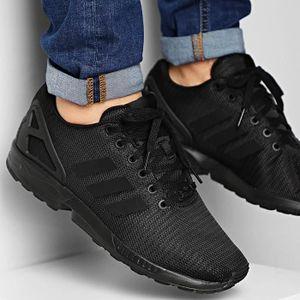 Adidas zx flux noir femme - Cdiscount