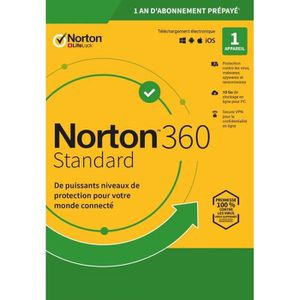 ANTIVIRUS Antivirus Norton Security Standard 2019 | 1 An | 1