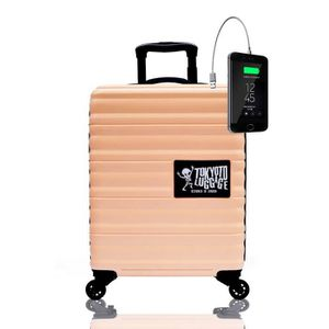 VALISE - BAGAGE Valise Bagage Cabine Trolley Rigide 55x40x20   Rya