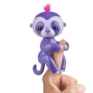 Untamed Raptor par fingerlings-Rasoir dinosaure violet Electronic Pet Toy