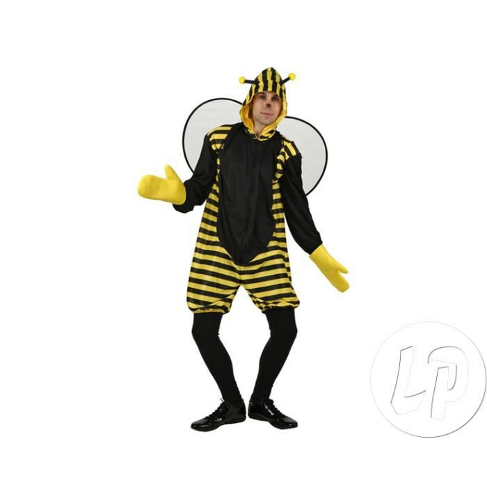 déguisement homme d'abeille taille m-l