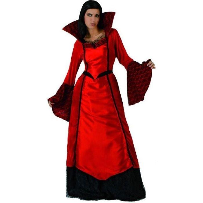 Déguisement de Vampiresse Femme M-L