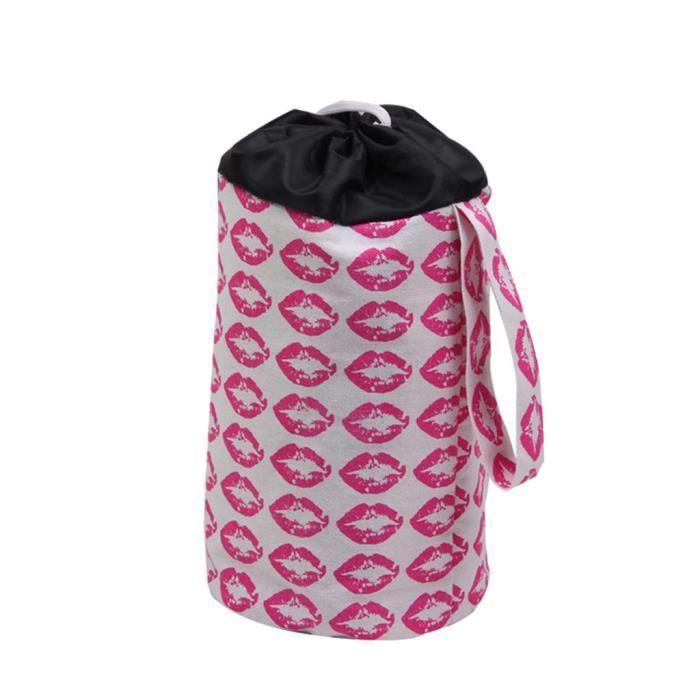 Le sac de stockage de grande capacité joue l'économie de l'espace de stockage empêchent les marchandises de glisser LJY90530005C_Occ