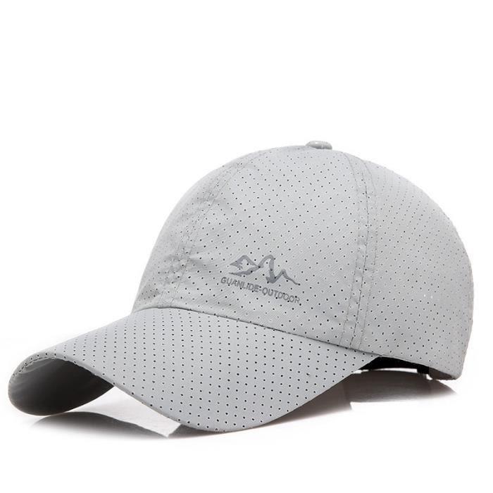 light gray -NORTHWOOD – casquette de Baseball pour hommes et femmes, chapeau Ultra fin d'extérieur, de marque