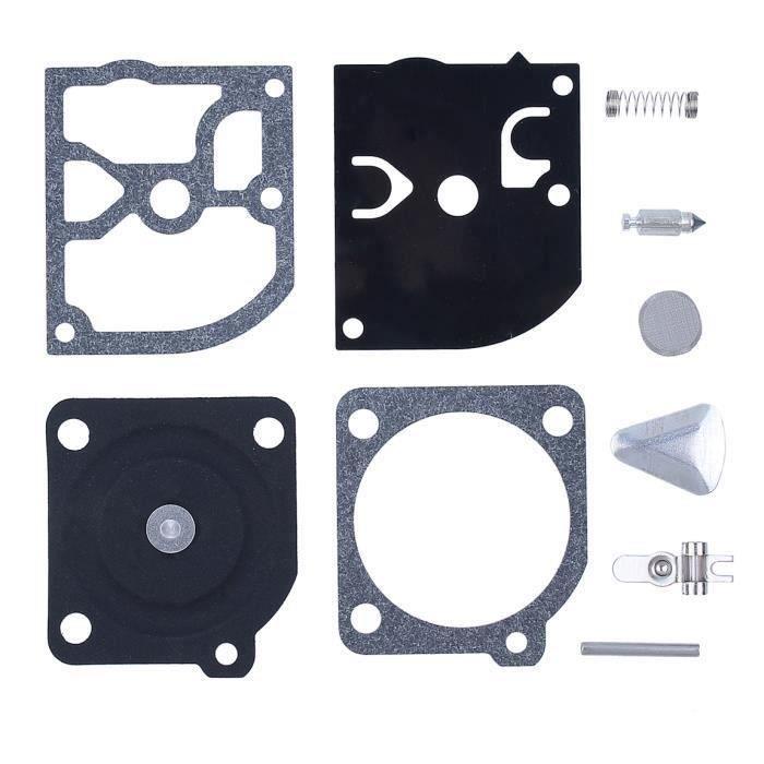 Kit de reconstruction de carburateur pour Husqvarna 45 45 51 55 H55 H51 240R 245R RX Scies ZAMA RB-45