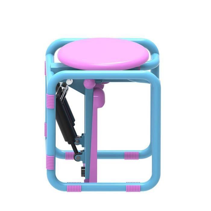 MOYOTEC Mini Stepper Twist Portable Fitness Hydraulique silencieux multifonctionnel avec Écran LCD et des Bandes maison gym femme