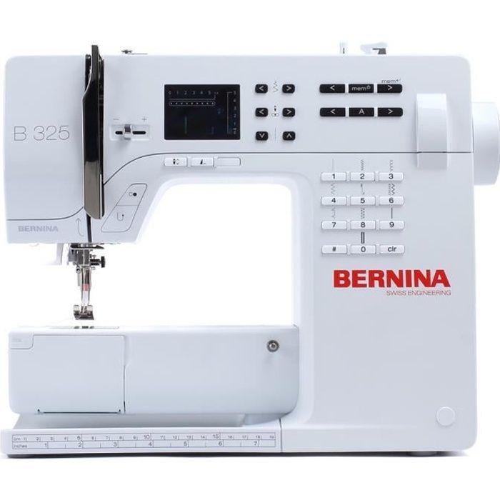 Machine à coudre BERNINA 325 - Garantie 5 ans