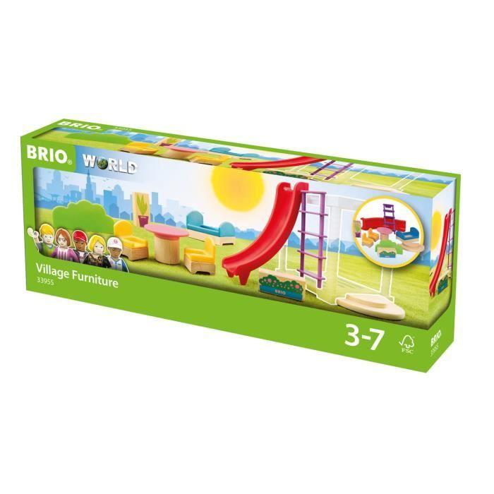 BRIO World - 33955 - Meubles Et Accessoires