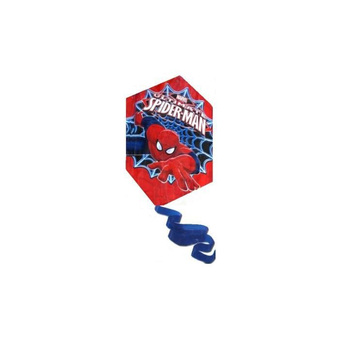 Cerf-volant Rouge - Spider-Man - 57.2 x 54.6cm