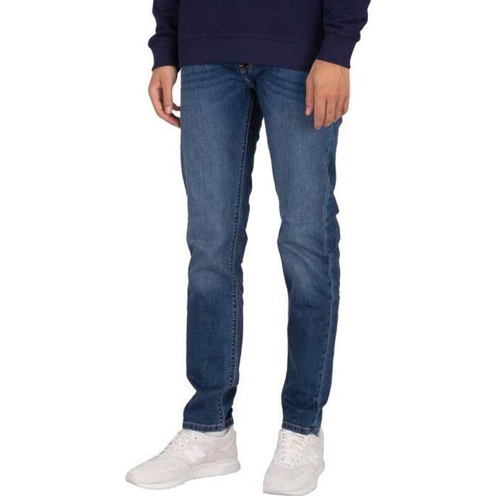 Pepe Jeans Pour des hommes Jean slim Hatch, Bleu