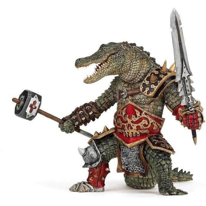 PAPO Figurine Mutant crocodile Pour Enfant