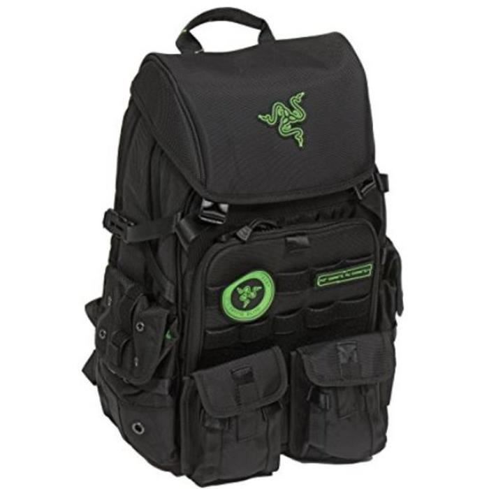 RAZER Sac à dos gaming Tactical pour Ordinateur portable - 17,3\