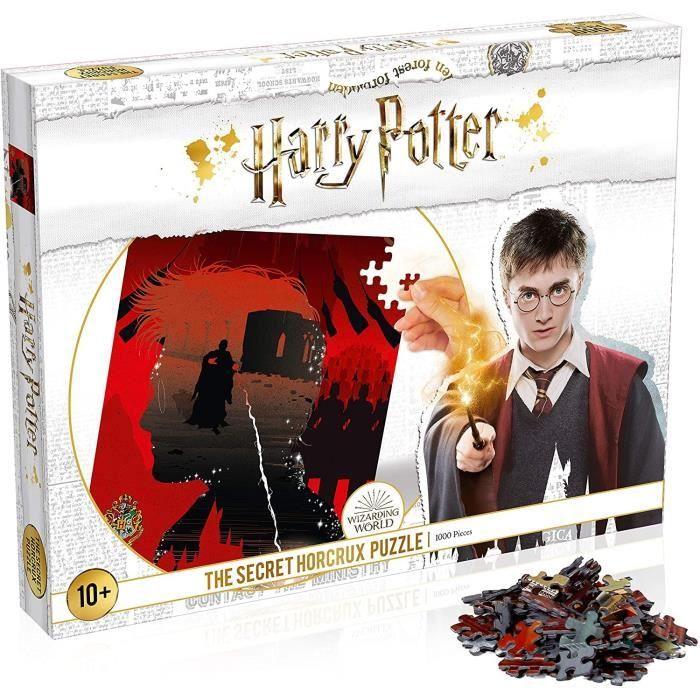 Puzzle Harry Potter Secret Horcrux - 1000 pièces