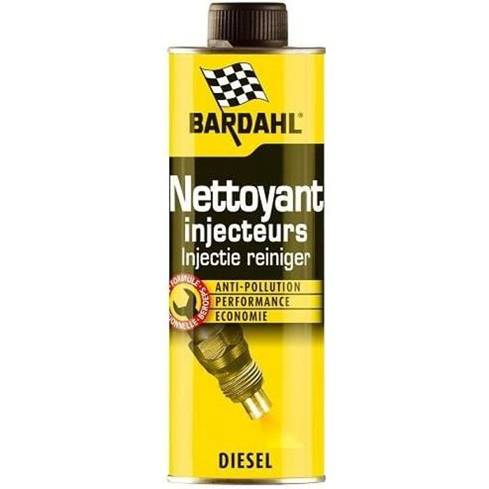 nettoyant injecteurs diesel bardahl 500 ml achat vente. Black Bedroom Furniture Sets. Home Design Ideas