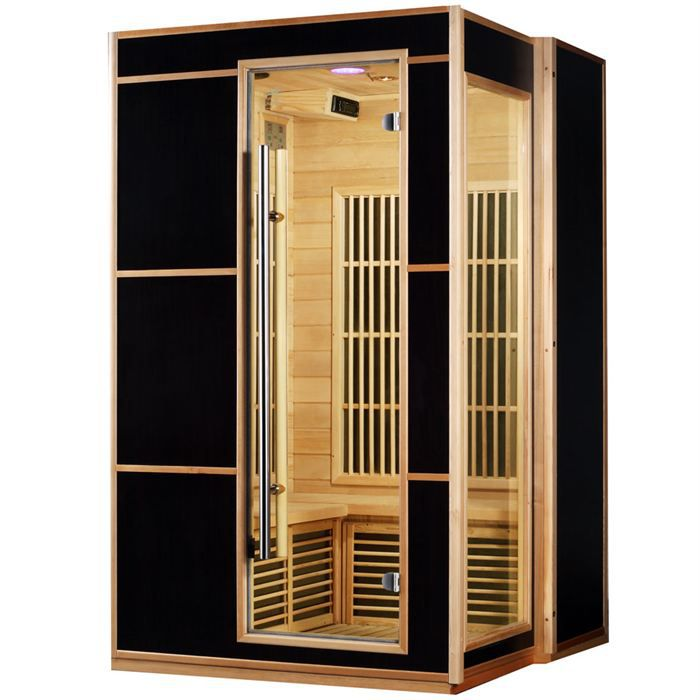 sauna traditionnel finlandais 2 places saga blazer achat. Black Bedroom Furniture Sets. Home Design Ideas