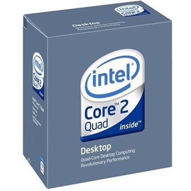 PROCESSEUR Intel Core 2 Quad Q9550
