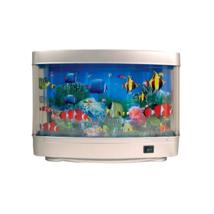 tableau lampe ecran aquarium achat vente tableau lampe ecran aquarium cdiscount. Black Bedroom Furniture Sets. Home Design Ideas