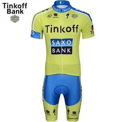 db3095152 THINKOFF Maillot Cyclisme Court + CUISSARD Jaune - Achat   Vente t ...