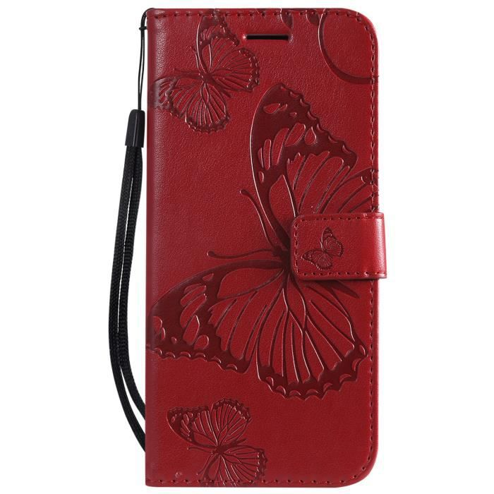 Housse Etui Coque Pour Huawei Y6 2019 6.09