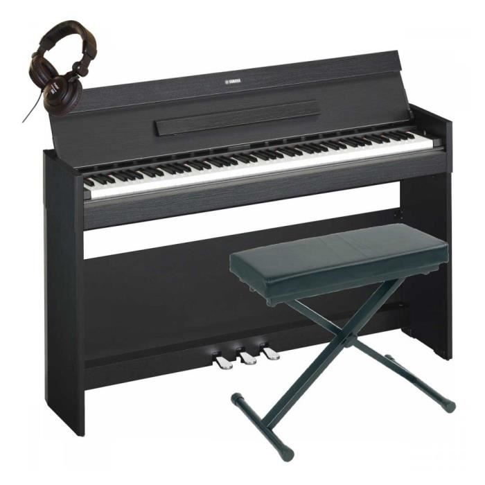 piano num rique yamaha pas cher achat vente piano. Black Bedroom Furniture Sets. Home Design Ideas