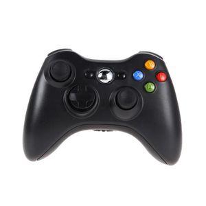 MANETTE JEUX VIDÉO Manette Xbox 360 Sans Fil Controleur de Jeux DualS