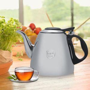 CAFETIÈRE 1.5L Poignée résistante chaleur de bouilloire théi