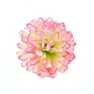 FLEUR ARTIFICIELLE Lot de 2 fleurs Rose Mum