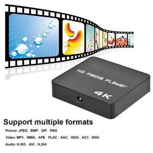 LECTEUR MULTIMÉDIA BH Disque dur Ultra U Disk Lecteur multimédia HDMI