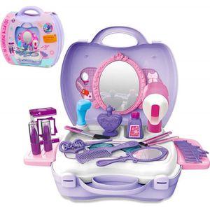 DINETTE - CUISINE Maquillage Fille Enfants 2-4 Ans Jouets Kits De Co