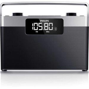 RADIO CD CASSETTE Philips AE2430 Radio FM Portable avec Prise Casque