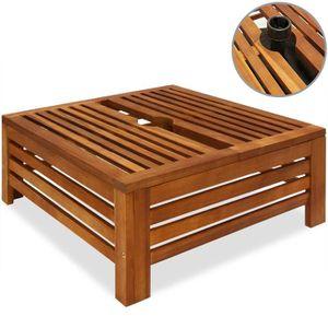 TABLE BASSE JARDIN  DEUBA   Table d´appoint extérieur 62x62x25 cm - ca